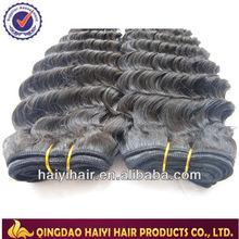 Hot Sale 5a Raw Virgin Unprocessed european hair Deep Wave
