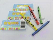 Crayon supplier - wax crayon color crayon set, Non-Toxic kids crayons