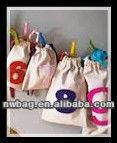 Eco-friendly Cotton Christmas Tree Removal Bag,white cotton drawstring bag,mini cotton drawstring bag