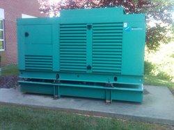 230 KW Cummins Onan Diesel Fueled Generator