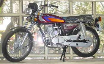 Kamel, Sara Motorcycles