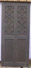 Wooden Carved Door Shutter