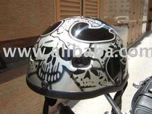 DOT Approved Half Helmets