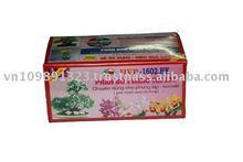 Orchid, bonsai fertilizer in disposable tea bags