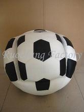 Funy football soccer sofa chair