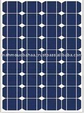 70W 75W 80W 85W 90W Monocrystalline solar module
