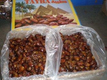 semi dry dates