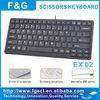 scissor type laptop mini external keyboards