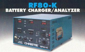 RF80-K Charger / Analyzer