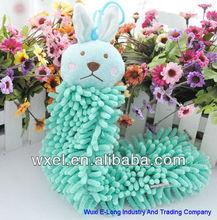 China microfiber chenille hand towel / Microfiber Chenille hand towel wipe. chenille hand cleaning cloth
