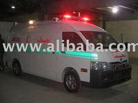 Toyota Hi-Ace Ambulance