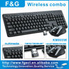 2.4G wireless keyboard mouse