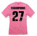2013 2014 nueva jersey de fútbol de grado camisa original tailandia kits de fútbol personalizada todo americano de artículos deportivos