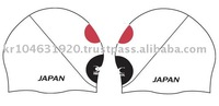 National Flag Swim Cap - New Japan