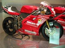 ducati 848 motocycles