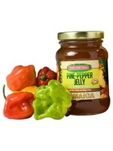 Pine pepper jelly