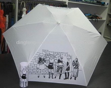 High quality trendy lover two person umbrella