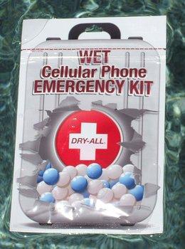 Wet Cell Phone Emergency Kit