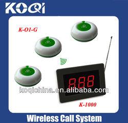 Nurse Calling System K-1000+O1-G for hospital service