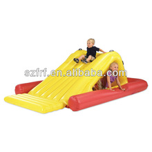 Smiletime Toys Inflatable Climbing Wall and Slide