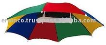 Rainbow Hat Umbrella 51cm