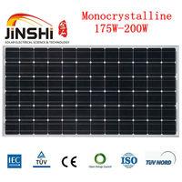 TUV 180w to 200w Mono Solar Panel in Energy