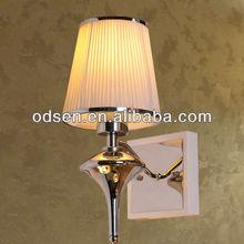 innovative fabric shade wall lamp light zhongshan