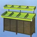 เปิดตู้โชว์ซูเปอร์มาร์เก็ตผักและผลไม้