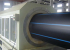 HDPE pipe production machine can use recycled materials