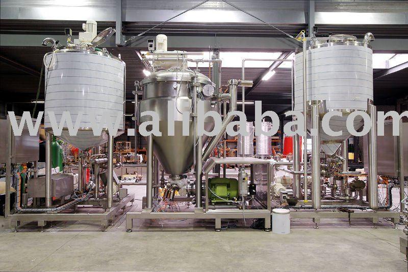 Mayonnaise & dressing processing equipment