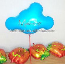 balloon globos,foil material cloud shape balloon