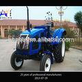 2013 venda quente melhor qualidade 80hp 2wd roda fazenda dois tratores de roda
