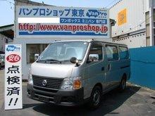 2006 NISSAN CARAVAN 2.0 4D LOW FLOOR LONG DX / Used car From Japan / ( ch01005035 )