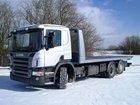 Scania vehicle transporter