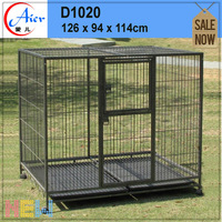 heavy duty wire dog crate dog house kennel
