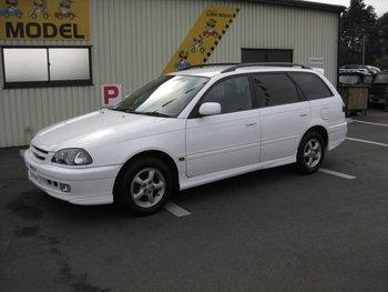 1999 TOYOTA CALDINA G /Van/ Used car From Japan / ( bl0014 )