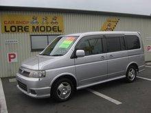2004 HONDA STEP WGN SPADA S /Wagon/ Used car From Japan / ( bl0008 )