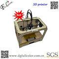 La operación fácil 3d impresoradigital, molde conveniente de la impresora
