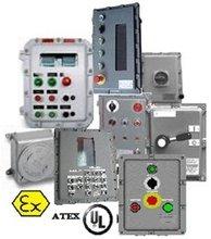 EExd enclosures, Explosion proof enclosures, Junction box