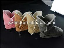 Piedi usb più caldi/calore usb stivali/elettrico di calore scarpe