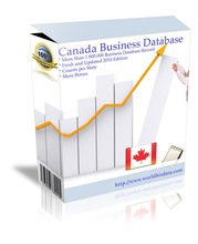 Canada Business List Database