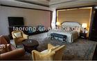 Wooden modern Royal bedroom furniture set HS-029