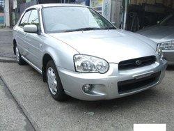 2003 SUBARU Impreza Sportswagon 15i/LA-GG2/ Used car From Japan / ( 100423175946 )