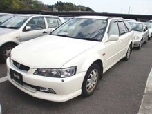 2001 HONDA ACCORD WAGON 2.3 Vi/LA-CF6 / Used car From Japan / ( 84598 )
