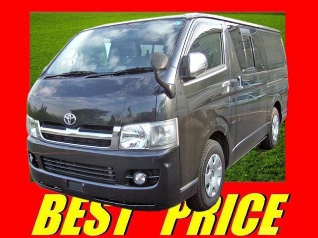 2005 TOYOTA Hiace Van super GL /KR-KDH200V/ Used Car From Japan (504760-1912)