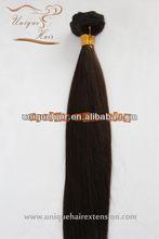 clip-in yaki human hair extensions