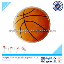Magic reusable click heat pad/basketball hand warmers