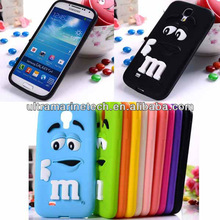 For Samsung Galaxy S4 i9500 M Candies Silicon Case