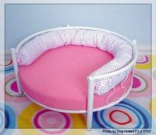 Bony N Oval Iron Pet Bed