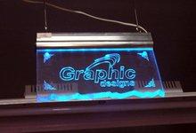 Edgelit LED Electronic Signs